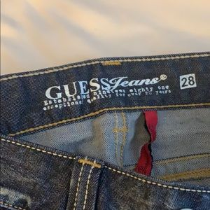 Guess jeans size 28 new with tags